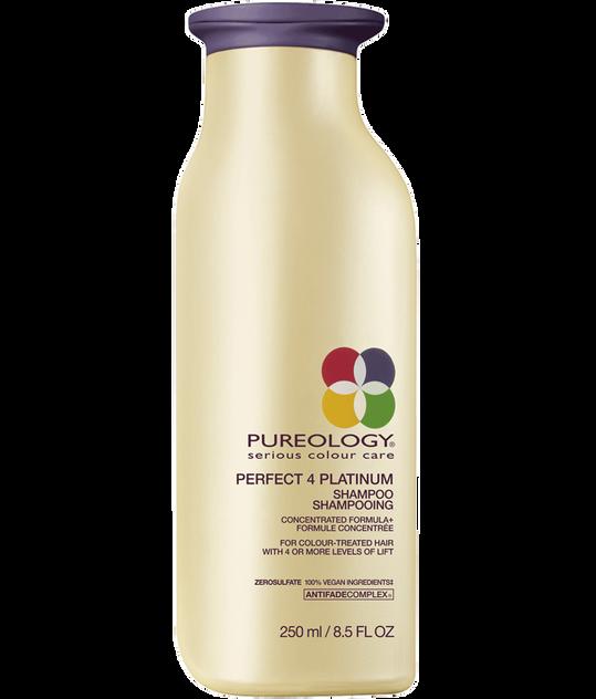 Perfect 4 Platinum Blonde Shampoo