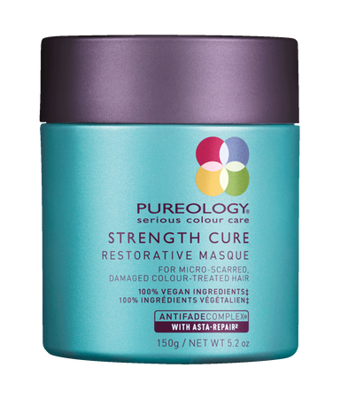 Strength Cure Restorative Anti-Breakage Mask