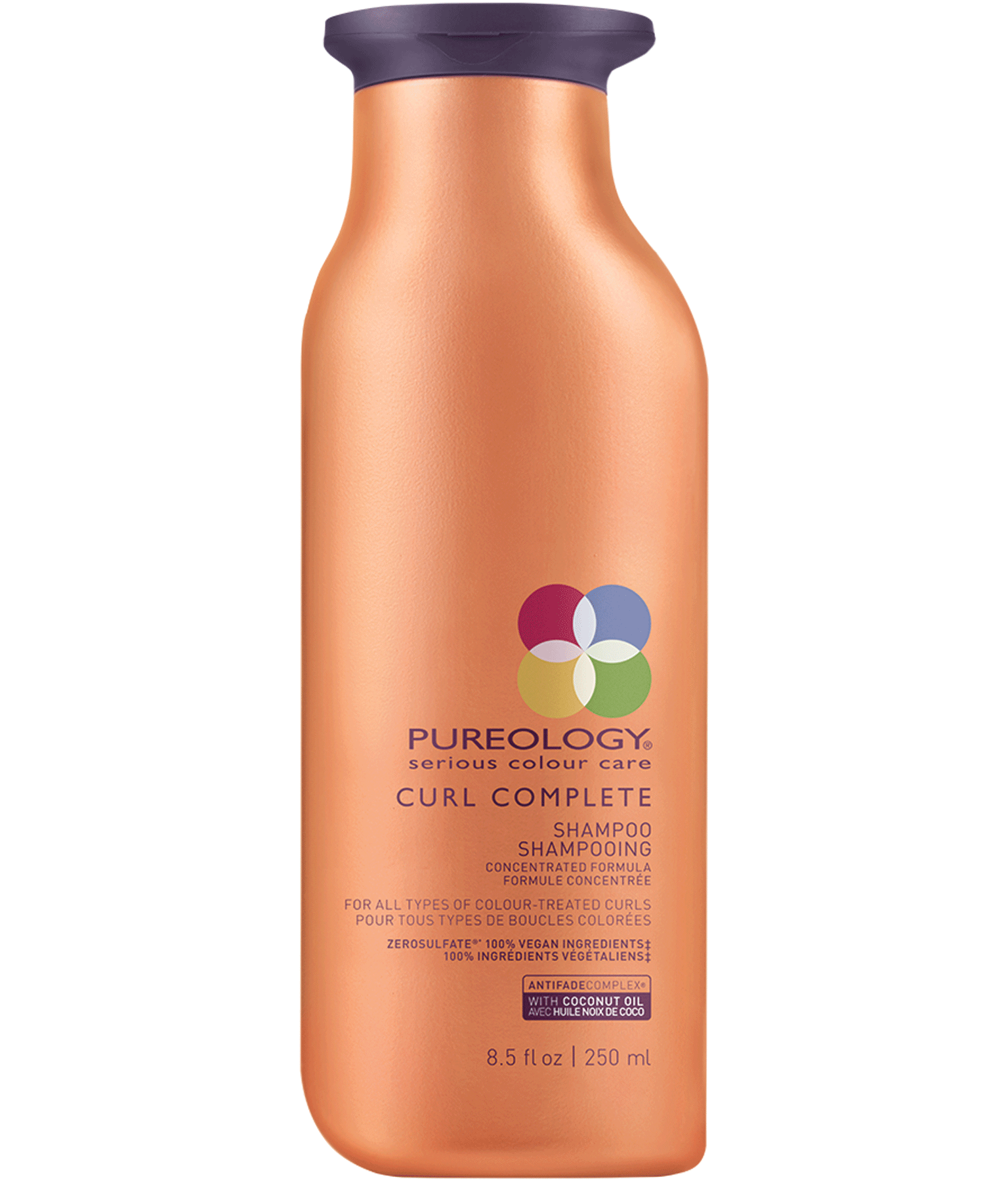Curl Complete Sulfate Free Shampoo 85oz For Curly Hair Pureology