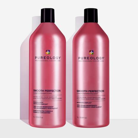 Smooth Perfection Anti-Frizz Shampoo and Conditioner Duo