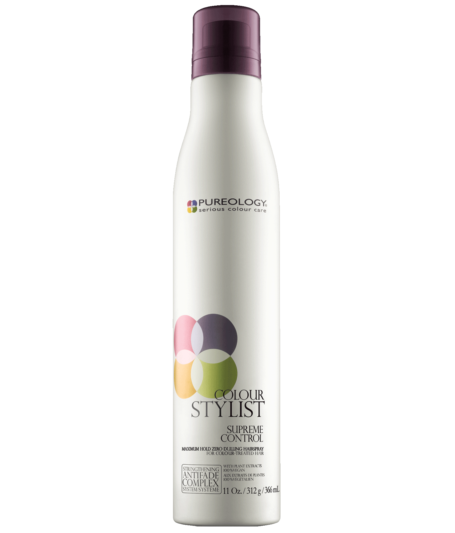Supreme Hair Styling Colour Stylist™ Colored Hair Styling Products  Pureology
