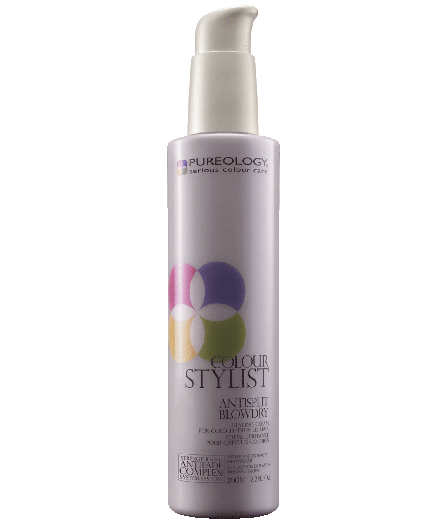 Hair Styling Cream Amazing Colour Stylist Anti Split Blow Dry Styling Cream  Pureology