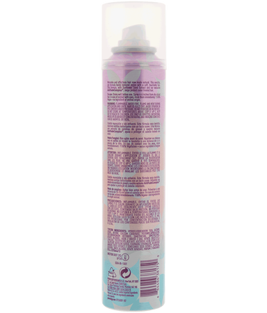 Shop Pureology Wind-Tossed Texture Finishing Spray for Color-treated or Natural Hair Back of Product Shot