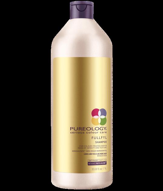 Fullfyl Hair Thickening Sulfate Free Shampoo Liter