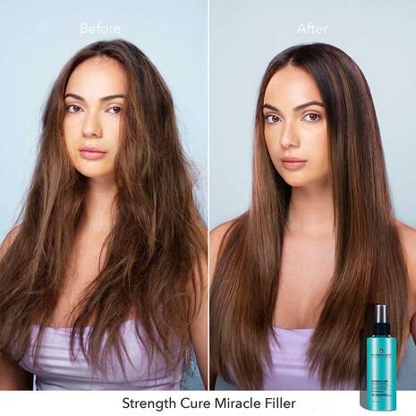 Strength Cure Super Strength Repair Hair Care Set