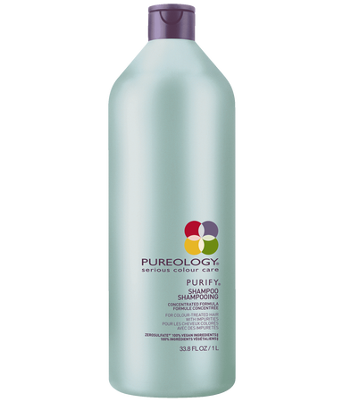 Clarifying Purify Shampoo Liter for Color-treated Hair