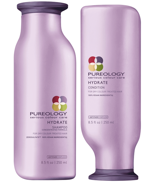 Hydrate Sulfate Free Shampoo And Conditioner Duo