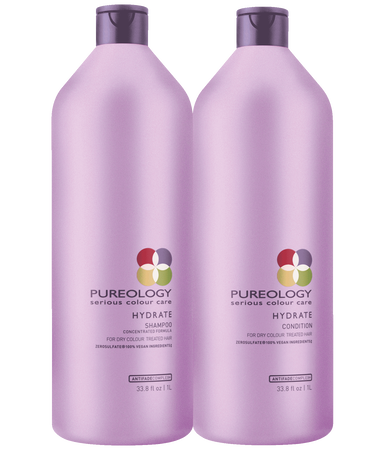 Hydrate Sulfate Free Shampoo And Conditioner Liter Duo