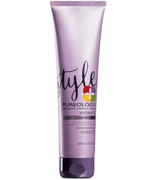Pureology Hydrate Air Dry No Blow Dry Styling Cream