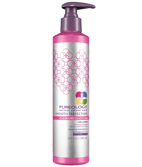 Smooth Perfection Anti-Frizz Cleansing Condition