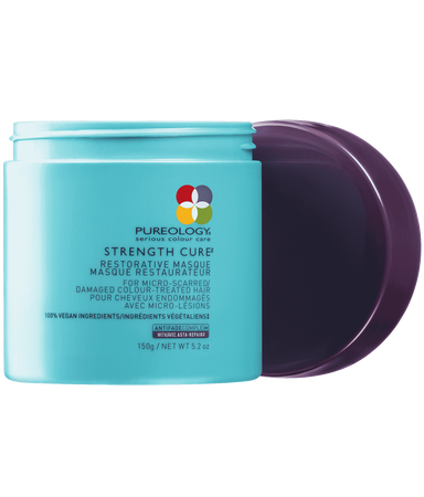Strength Cure Restorative Anti-Breakage Mask Open