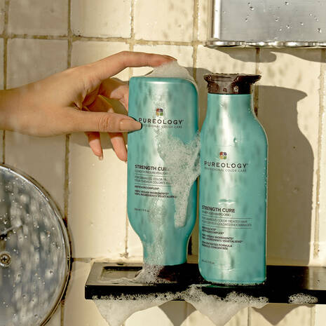 Strength Cure Shampoo and Conditioner Duo