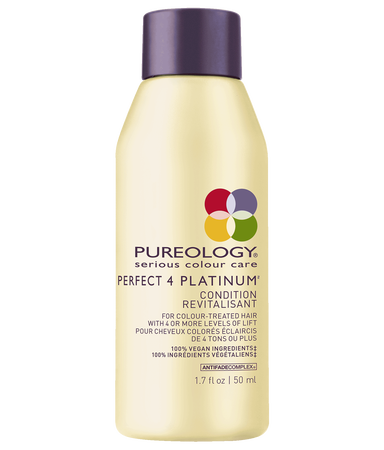 Pureology - Travel Size Perfect 4 Platinum Conditioner for Blonde, Color-treated hair