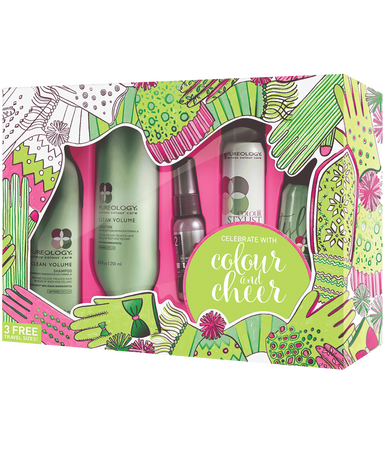 Clean Volume Volumizing Hair Product Holiday Set