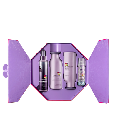 Pureology Moisturizing Hair Kit for Dry Hair - Best-Selling Hydrate Holiday Gift Set 2018