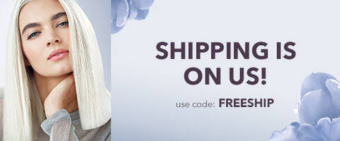 Free Shipping: 2 Days Only!<BR><h3>Get your next bottle of professional color care now and it ships free. No order minimum. <br>Code: FREESHIP