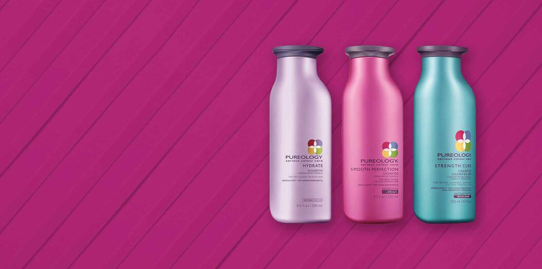 Sulfate Free Hair Care Products For Color Treated Hair Pureology