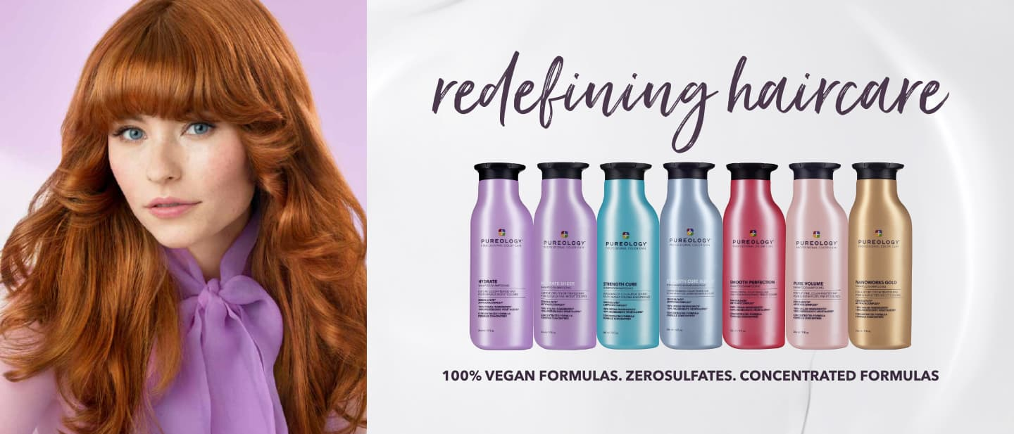 Discover Pureology Professional Color Care